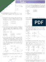 Matemática - Trigonometria - Lista de Exercícios - Triângulo Retângulo