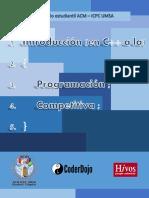 Introduccion en C++ a la Programacion Competitiva