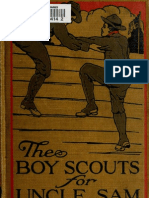 (1912) The Boy Scouts for Uncle Sam