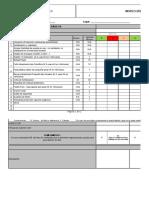 Formato Inspección de Kit de Manejo de Derrames