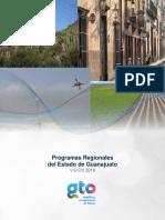 Programas Regionales Vision2018 Preliminar