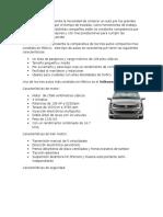 comparacion de los autos mas vendidos en maxico (compactos)