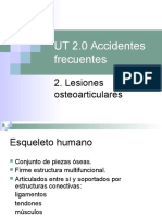 Clase 2. Lesiones Osteoarticulares