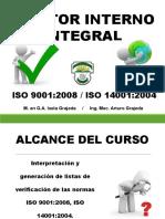 Curso Auditor Integral