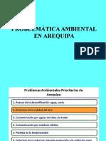 Problematica Ambiental en Arequipa