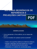 SISTEMAS GEODÉSICOS DE REFERÊNCIAcrea.ppt