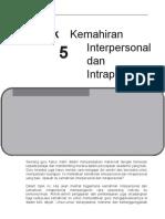 Kemahiran Interpersonal dan Intrapersonal nota.rtf