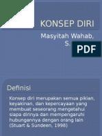 KONSEP DIRI