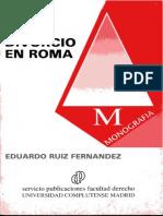 [1992] EL DIVORCIO EN ROMA - RUIZ, E..-.pdf