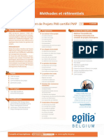 Formation PMP EGILIA Belgique