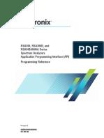 RSA API Reference 077103102 Rev B