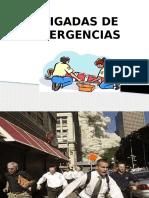 Brigada de Emergencias 2015