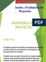 Fep - Ingenieria Del Proyecto