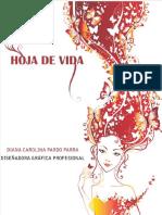 Hoja de Vida Diana C. Pardo P. 2017