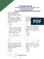Soal Latihan Matematika Garis Singgung Lingkaran Kelas 8 Smp