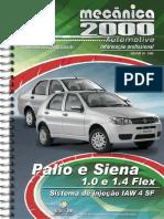 Vol.35 - Palio e Siena 1.0 e 1.4 Flex