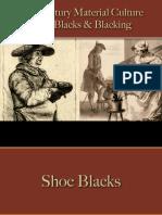 Footwear - Shoe Blacks & Blacking