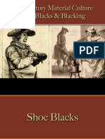 Footwear - Shoe Blacks & Blacking