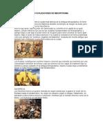 3 Civilizaciones de Mesopotamia