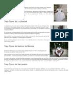 15 Trajes Tipicos de Guatemala