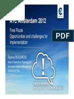 120307 Free Route Operations Seminar Bucuroiu