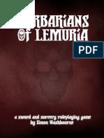 ( UploadMB.com ) Barbarians of Lemuria - Mythic Edition (Print)