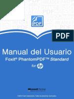 Manual Foxit PHANTOM PDF