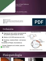 Desprendimiento de Retina (Dr)