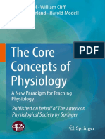 Core Concepts Physiology