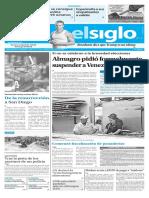 Edición Impresa El Siglo 15-03-2017