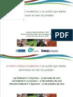 Alteracoes Codigo Florestal INEA