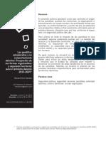 Prospectiva Pandilla 2015-2025