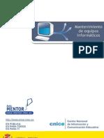 Manual Mantenimiento de equipos informaticos