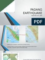Padang Earthquake
