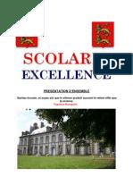 Présentation du projet Scolaria et de son établissement