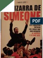 La Pizarra Del Cholo Simeone
