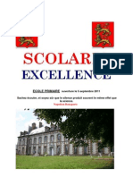 Ecole Primaire Scolaria Excellence