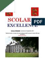 Ecole Primaire Scolaria Excellence