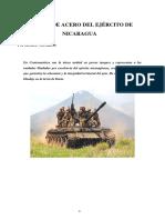 El Puño de Acero Del Ejército de Nicaragua