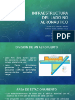 Infraestructure of Non-Aeronautical Side