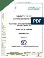 SK-A-YCC-021 Sales Gas Filtration System FSD