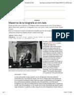 Maestros de la fotografía al otro lado | El País Semanal | EL PAÍS