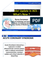5_1 Antiplatelets Update in ACS - What's New - Rurus Suryawan, MD, FIHA