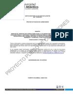 PROYECTO PLIEGO DE CONDICIONES IPMaC 14 DE 2014 - CONSULTORIA DISEÑO ARQUITECTONICO PARQUE TECNOLOGICO DEL CARIBE_0