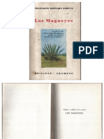 """""""Los Magueyes"""", autor"""