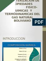 Caracterizacion de Las Propiedades Fisico-quimicas y Termodinamicas Del