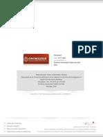 Descripción de Las Formas de Justificación de Los Objetivos en Artículos de Investigación en Español
