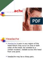 4 Headache