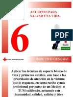 6 Acciones Para Salvar Una Vida Actualizado Febrero 2014