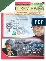 KIIT Review January 2012